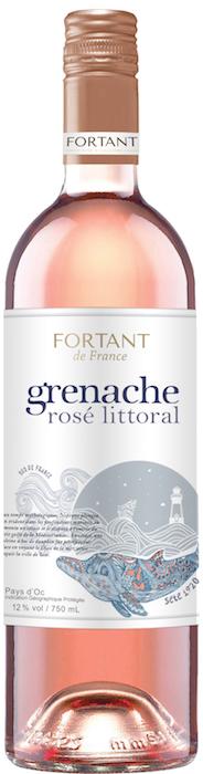 Grenache Rosé Littoral 2017