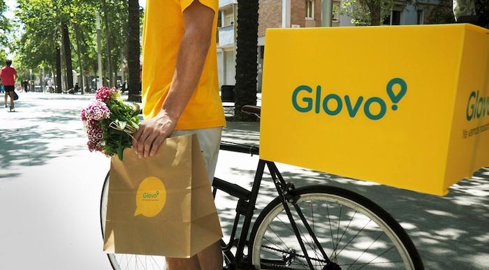 livraison de courses Glovo