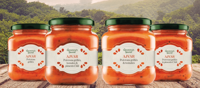 Ajvar de Granny's Secret