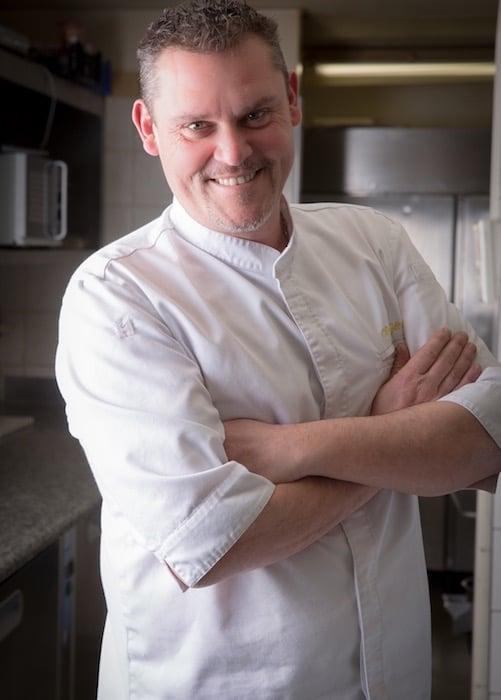 Olivier Gérard chef de L'Ancolie
