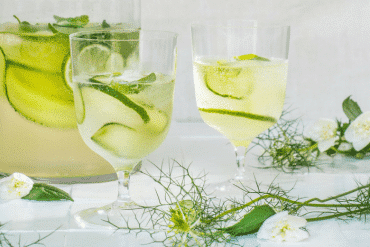 cocktails au Prosecco