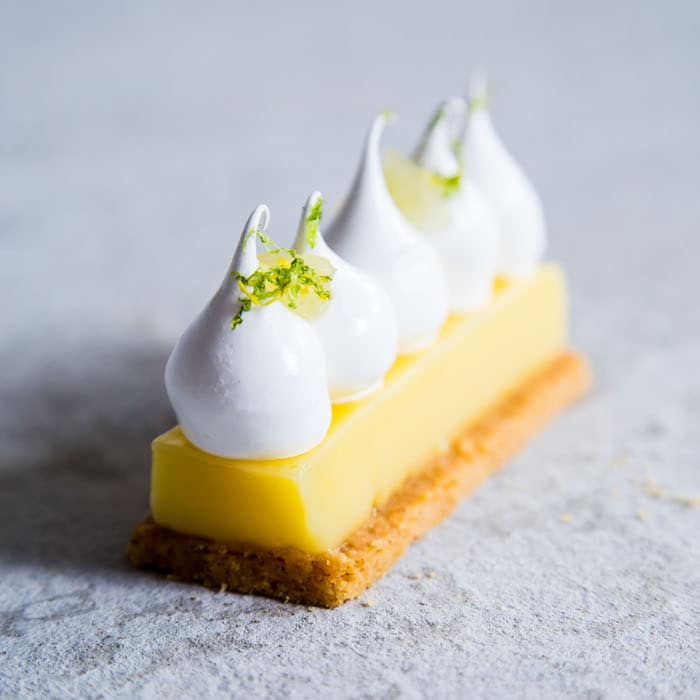 Tarte au citron pâtisserie préférée des Français