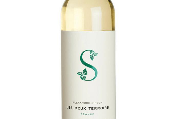 Les Deux terroirs blanc 2017