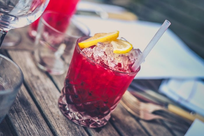 cocktails du mois d'août