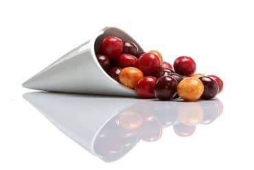 perles de fruit de François Doucet
