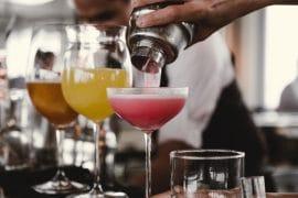 Les cocktails de juillet