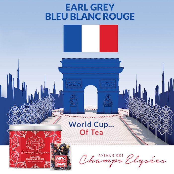 Earl Grey Bleu Blanc Rouge