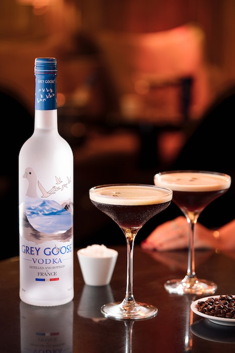 Espresso Martini de Grey Goose