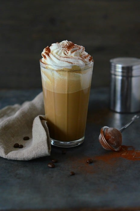 Recette de Milkshake au café