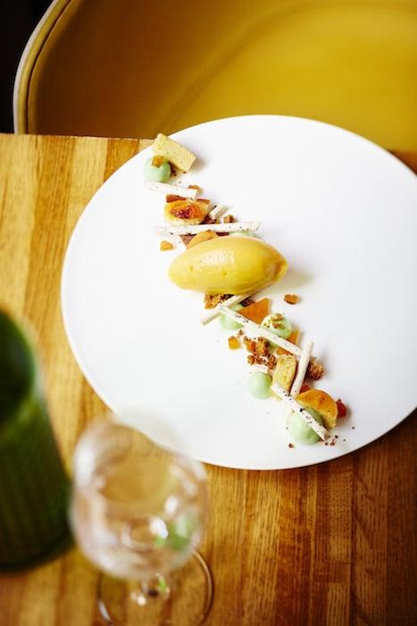 recette de dessert aux olives