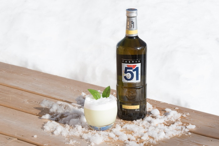 Pastis 51 Flocon des Neiges