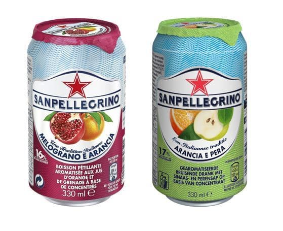 San Pellegrino aux fruits