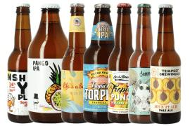 bières aux arômes tropicaux