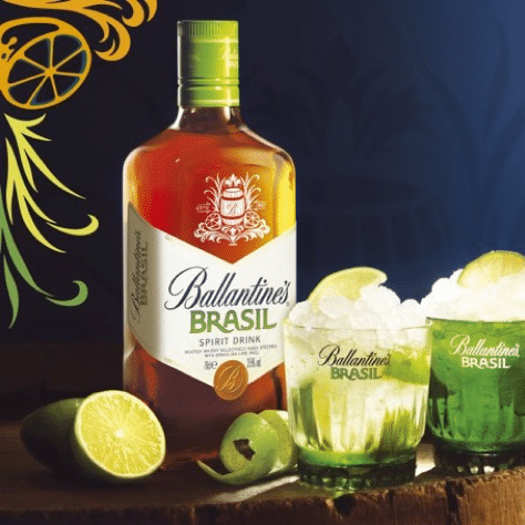 Cocktail Limonade by Ballantines