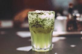 thé vert comme un mojito