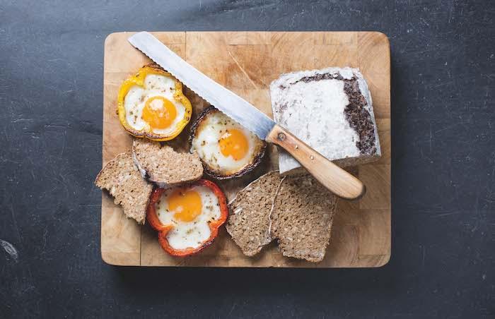 Œufs au plat ensoleillés une recette OFYR