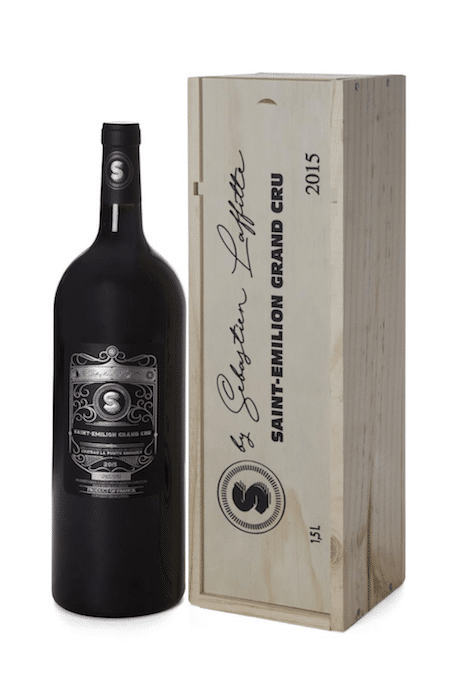 S By Sébastien Laffitte - Saint-Emilion Grand Cru 2015