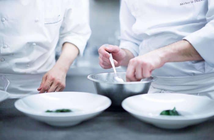 cours de cuisine Yannick Alléno