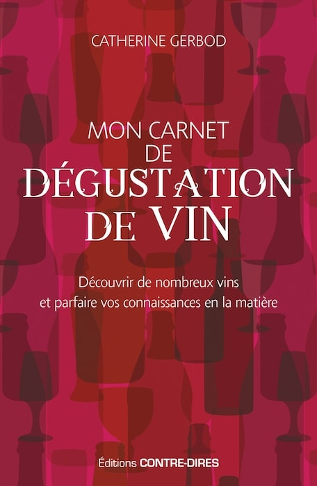 Mon carnet de dégustation de vin