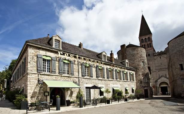 restaurant Greuze Relais & Châteaux