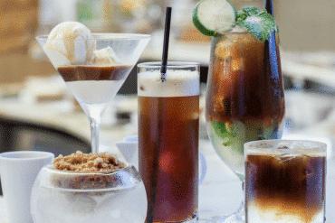 cafés glacés de Pierre Hermé