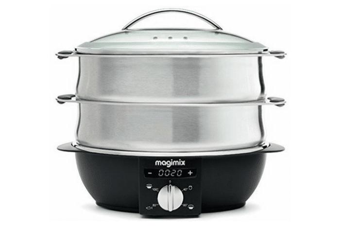 Une rentrée à toute vapeur : quel cuiseur vapeur choisir ?