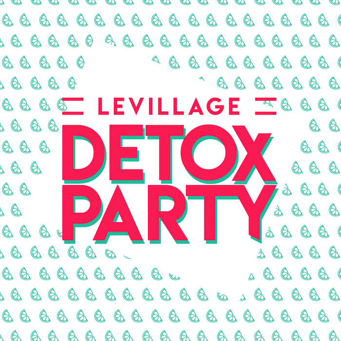 detox party