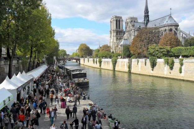 Marchés Flottants du Sud-Ouest à Paris