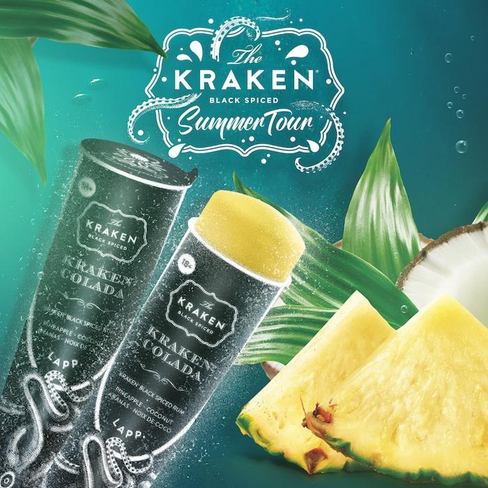 Kraken Summer Tour