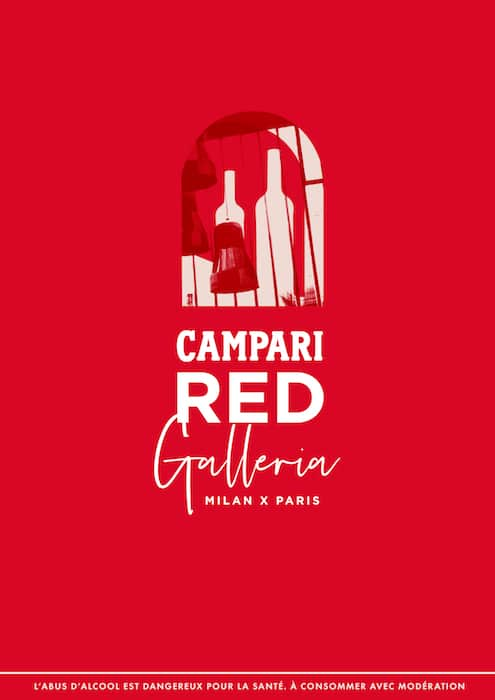 Campari Red Galleria