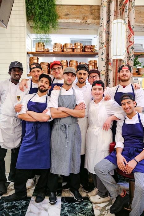 team La Bellezza