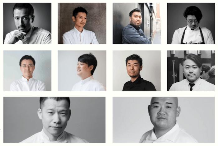 chefs japonais 30 septembre 2018