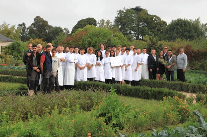 Ducasse Education et le Collège Culinaire de France
