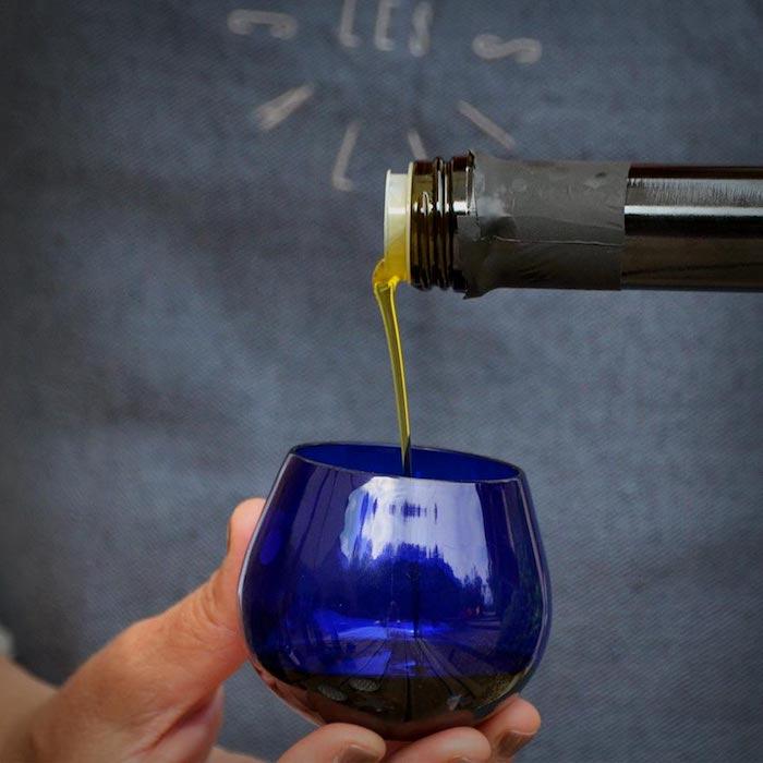 formation huile d'olive Les Callis