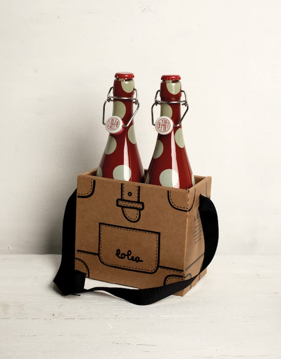 cartable sangria Lolea