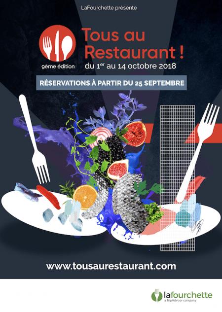 Ouverture des réservations de Tous au Restaurant