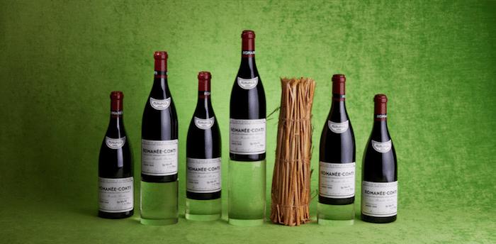 Romanée Conti Baghera Wines
