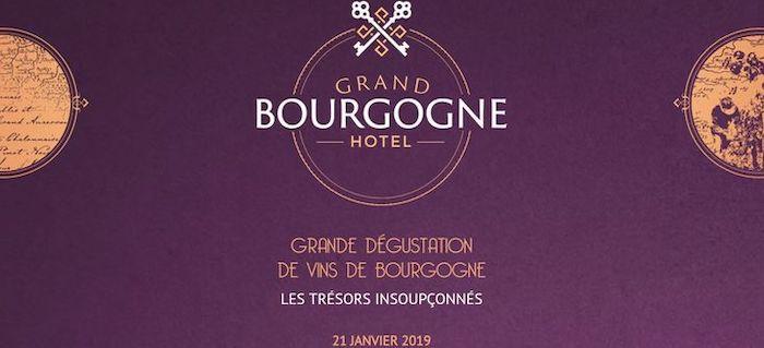 Le Grand Bourgogne Hôtel