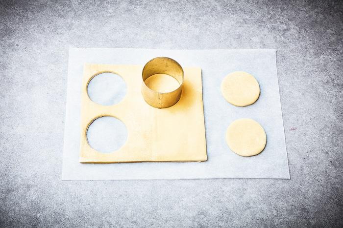 Pâte briochée feuilletée