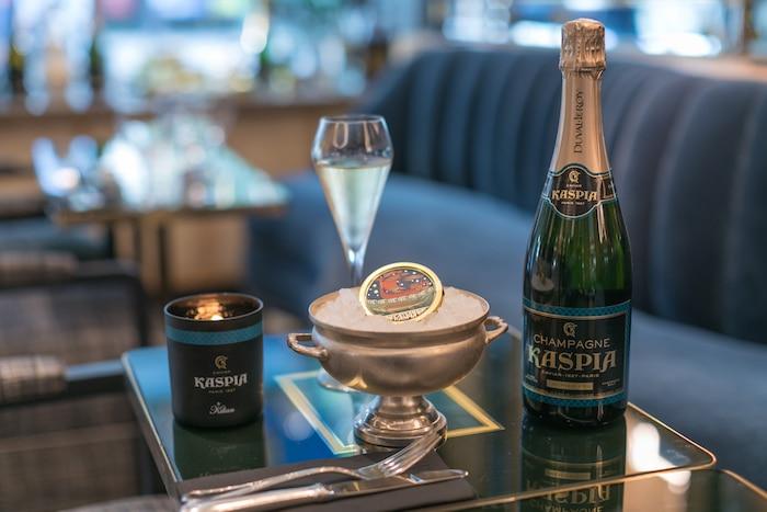 l'art de la dégustation du caviar