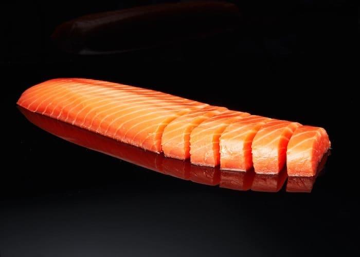 Coeur de Saumon Fumé