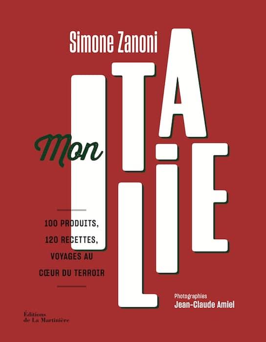Mon Italie de Simone Zanoni