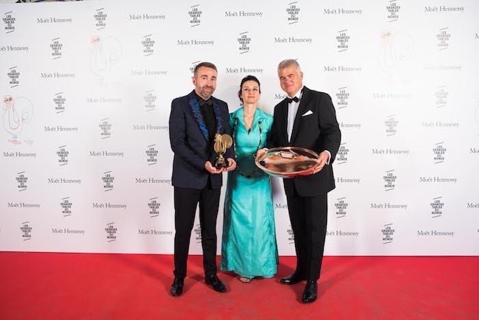 Prix Les Grandes Tables du Monde