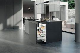 Réfrigérateur tiroir intégrable sous plan