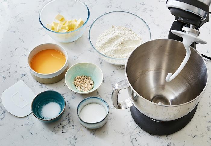 Recette de la pâte à brioche
