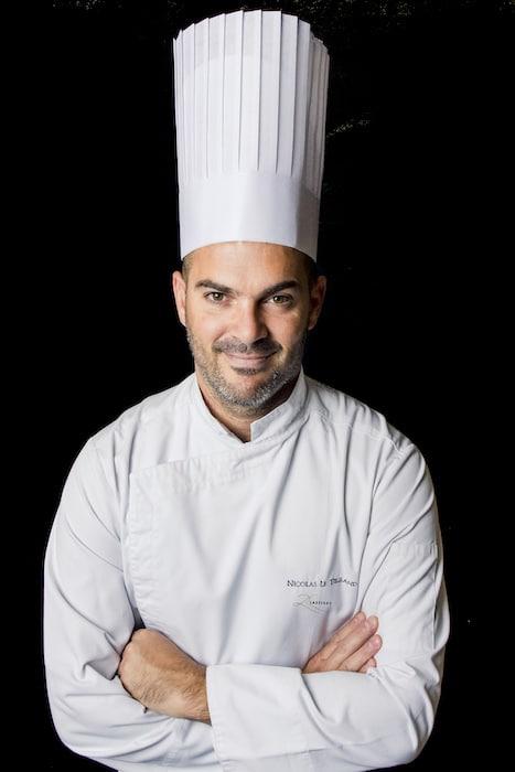 Nicolas Le Tirrand chez Lasserre