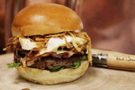 Burger Reblochon Fermier