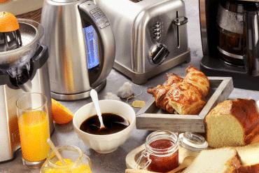 Les indispensables du petit déjeuner