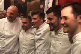 Les 5 nouveaux MOF pâtissiers 2018