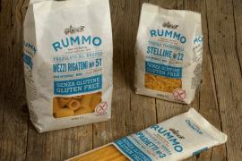 Les pâtes Rummo sans gluten